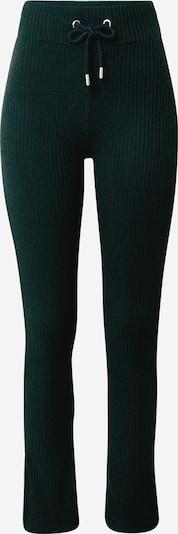 Gina Tricot Pantalon 'Ella' en vert foncé, Vue avec produit