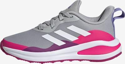 ADIDAS PERFORMANCE Laufschuh 'FortaRun Lace' in grau / lila / pink / weiß, Produktansicht
