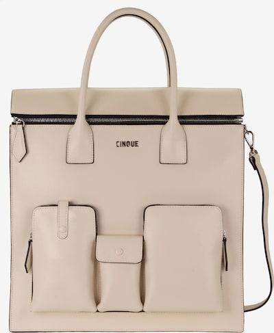 CINQUE Tasche in creme / weiß, Produktansicht
