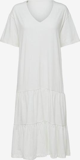 SELECTED FEMME Kleita 'Reed', krāsa - raibi balts, Preces skats