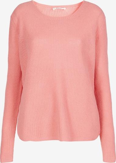 BLOOM Pullover mit geradem Schnitt in pink, Produktansicht