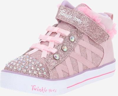 SKECHERS Sneaker in pinkmeliert, Produktansicht