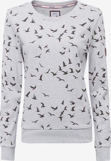 KangaROOS Sweatshirt in graumeliert, Produktansicht