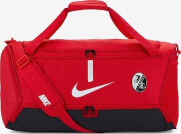 NIKE Sports Bag in Red