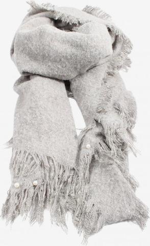 Hüftgold Strickschal in One Size in Grau