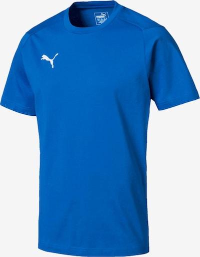 PUMA T-Shirt in royalblau, Produktansicht