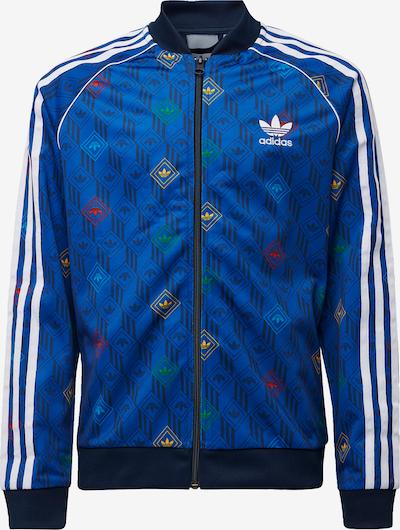 ADIDAS ORIGINALS Trainingsjacke ' SST ' in blau, Produktansicht