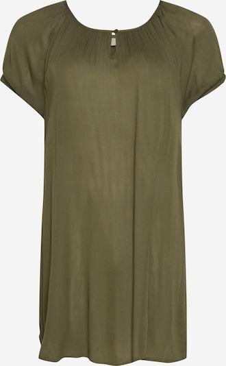 KAFFE CURVE Robe-chemise 'Cami' en kaki, Vue avec produit