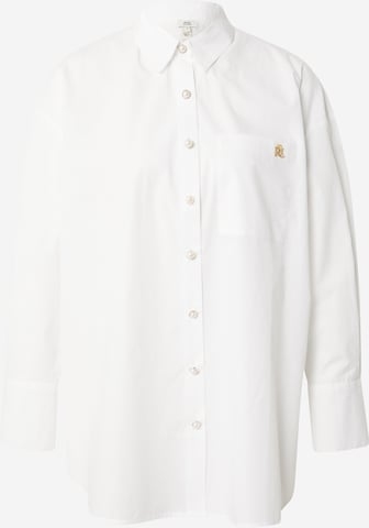 River Island Blouse in White