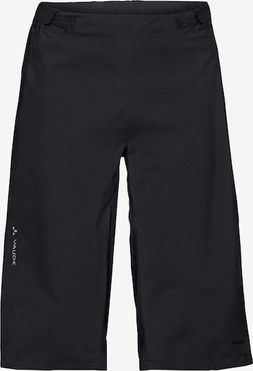 VAUDE Outdoor Pants 'Moab Rain STS' in Black, Item view