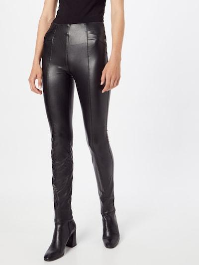 COMMA Leggings in schwarz, Modelansicht