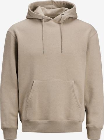 JACK & JONES Sweatshirt 'Soft' i beige