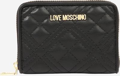 Love Moschino Portemonnee in de kleur Zwart, Productweergave