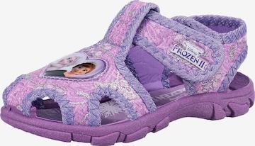 Disney Die Eiskönigin Sandale in Lila