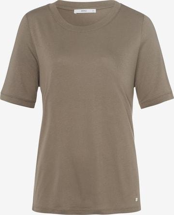 BRAX Shirt in Grün