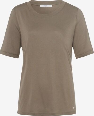 BRAX Shirt in oliv, Produktansicht