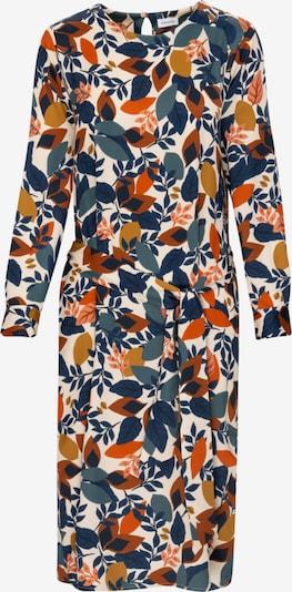 SEIDENSTICKER Kleid ' Schwarze Rose ' in mischfarben / naturweiß, Produktansicht