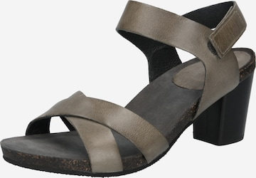 Ca'Shott Sandalette in Grau