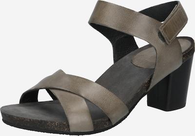 Sandale cu baretă Ca'Shott pe grej, Vizualizare produs