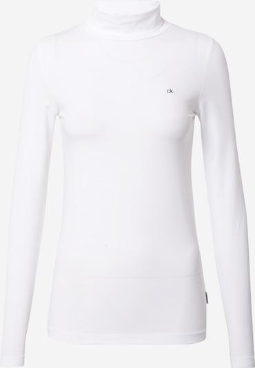 Calvin Klein Shirt in weiß, Produktansicht
