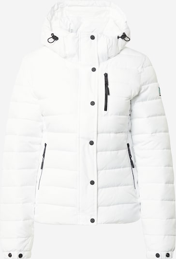 Superdry Jacke 'Fuji' in weiß, Produktansicht