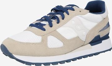 saucony Sneaker 'Shadow' in Beige