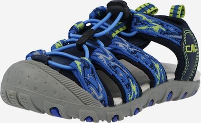 CMP Sandály 'SAHIPH' - modrá / šedá, Produkt