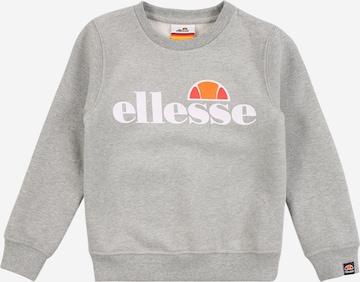 ELLESSE Sweatshirt 'Siobhen' in Grau