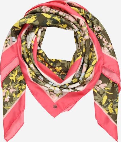 ESPRIT Tuch in khaki / pink, Produktansicht