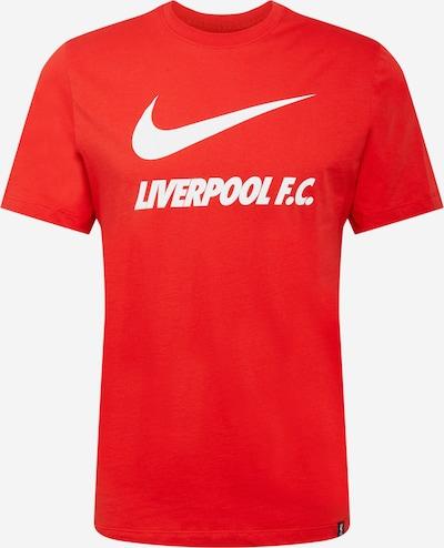 NIKE Functioneel shirt 'Liverpool FC' in de kleur Lichtrood / Wit, Productweergave
