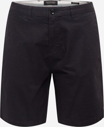 SCOTCH & SODA Pantalon chino 'STUART' en bleu nuit, Vue avec produit