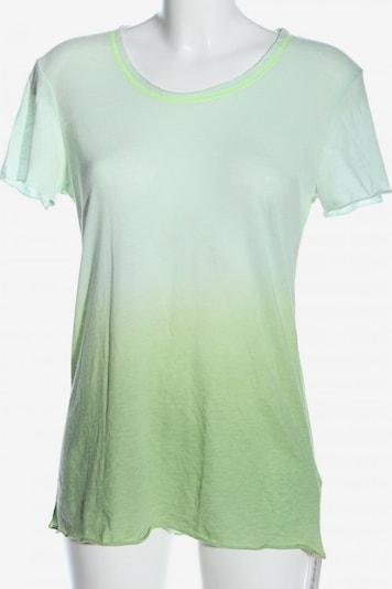 Witty Knitters Strickshirt in M in grün, Produktansicht
