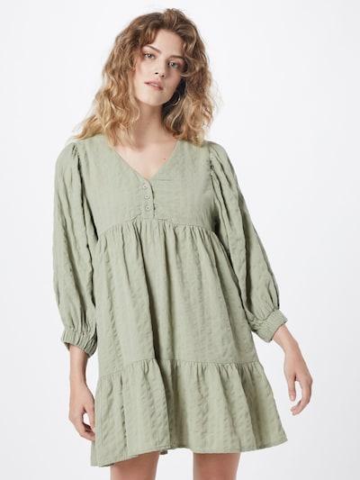 Cotton On Kleid 'ZERHA' in hellgrün, Modelansicht
