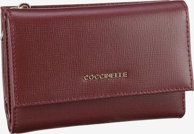 Coccinelle Geldbörse ' Metallic 1166 ' in braun, Produktansicht
