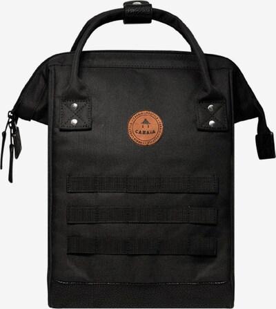 Cabaia Rucksack in schwarz, Produktansicht