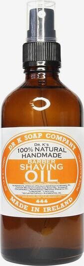 Dr. K Soap Company Rasur 'Peppermint Shaving Oil' in braun, Produktansicht