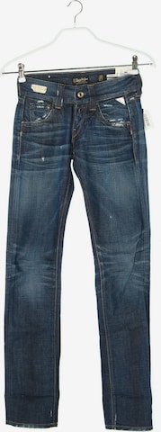 REPLAY Skinny-Jeans in 24 x 32 in Blau