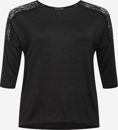 Maglietta ONLY Carmakoma di colore nero sfumato, Visualizzazione prodotti