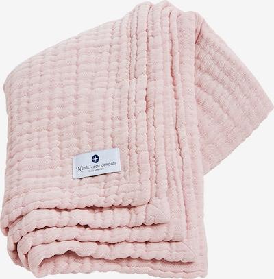 nordic coast company Musselindecke 4in1 Multifunktionsdecke Musselin groß in pink, Produktansicht