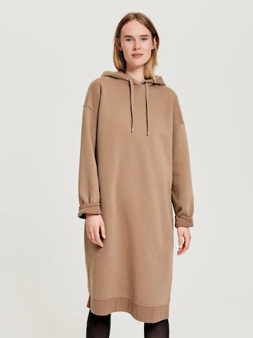 OPUS Kleid 'Wenera' in Braun