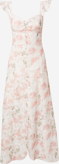 GUESS Dress in Green / Pink / White, Item view
