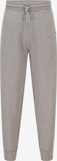 BOSS Casual Pantalon 'Jafa Russell Athletic' en bleu / gris / rouge / blanc, Vue avec produit