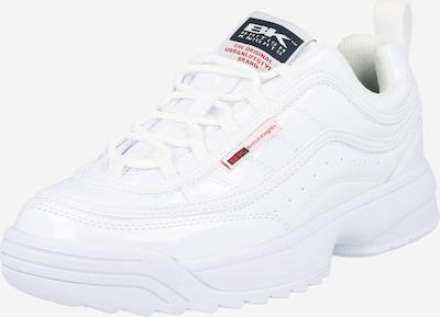 BRITISH KNIGHTS Baskets basses 'IVY' en blanc, Vue avec produit