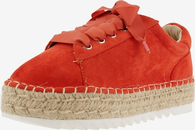 BULLBOXER Espadrille in orange, Produktansicht