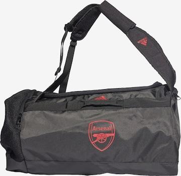ADIDAS PERFORMANCE Sporttasche 'FC Arsenal' in Schwarz