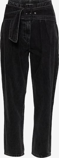 ZOE KARSSEN Bandplooi jeans in de kleur Zwart, Productweergave