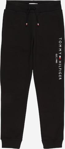 Pantalon TOMMY HILFIGER en noir