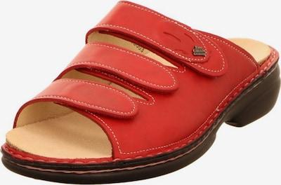 Finn Comfort Pantolette in rot, Produktansicht