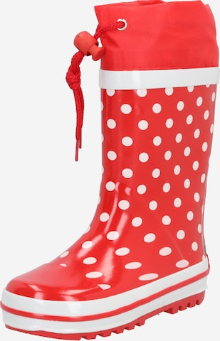 PLAYSHOES Gummistiefel in Rot