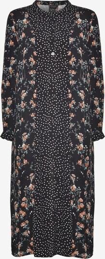 GOZZIP Robe 'Kate Dress' en mélange de couleurs / noir, Vue avec produit